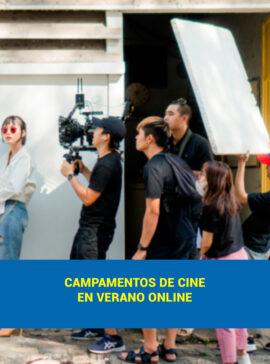 Campamentos Cine Verano Online